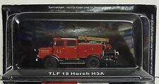 Feuerwehr TLF 15 , Horch H3A , 1:72 , Atlas, DDR ,Restposten,  Neuware