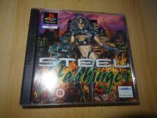 Steel Harbinger PS1 pal mint collectors