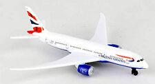 British Airways Boeing 787 Spielzeugflugzeug Diecast 14cm Dreamliner B787 RT6005