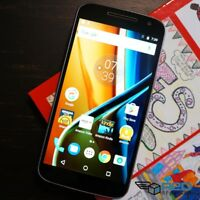 Motorola Moto G (4th Gen.) XT1625 Black - 16GB (Unlocked - Amazon Prime)