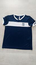 T-shirt enfant football 6/8 ans floqué 7 Grizou - coloris bleu marine NEUF