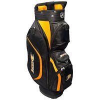 New NHL Team Golf Anaheim Ducks Clubhouse Golf Cart Bag
