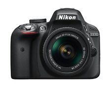 Nikon D3300 24.2MP DX DSLR With 18-55mm Zoom Lens