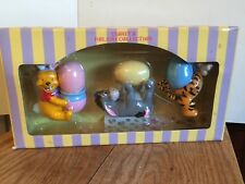 Disney Easter Collection - Set Of 3 Character Egg Cups - Nib