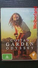Costa's Garden Odyssey : Series One [2 DVDSet] Multi Region, FREE Next Day Post