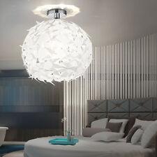 Kugel LED Decken Pendel Hange Lampe Design Leuchte Blatter Kuche Flur Diele 7W