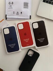 MagSafe für iPhone 12 Mini I 12 Pro I 12 ProMax Handy Hülle Silikon Case