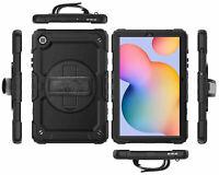 Cover für Samsung Galaxy Tab S6 Lite Schutzhülle Case Tasche Hybrid Shock