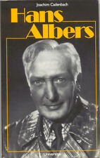 Joachim Cadenbach: Hans Albers- Geb.