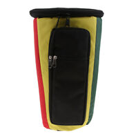 24x22inch,Djembe Bag Deluxe Multi-Color with Shoulder Strap