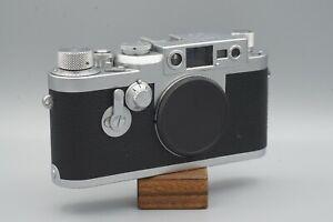 Leica iiig 1956 35mm Rangefinder Film Camera Body