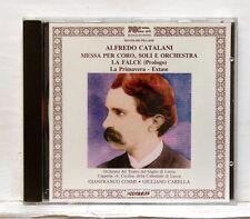 COSMI, CARELLA - CATALANI Messa per soli, coro, La falce BONGIOVANNI CD NM