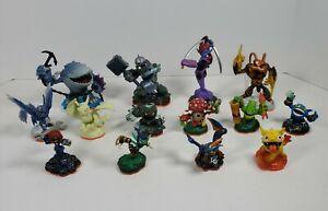 Skylanders Giants Mixed Lot of 14 Figures Characters