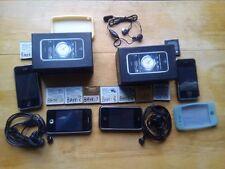 4 CECT I9 I9++ I9+++ I10 WIFI FUNZIONANTI BATTERIE ESAUSTE X PARTI RICAMBIO 3GS