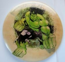Avengers Incredible Hulk Splatter Dynamic Disk Frisbee Golf DyeMax Marvel NEW