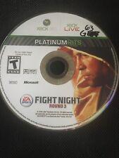 Fight Night Round 3 (Microsoft Xbox 360, 2006)