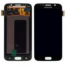 Pantalla LCD Juego Completo Táctil negro para Samsung Galaxy S6 G920 G920F