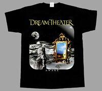 dream theater awake NEW BLACK SHORT/LONG SLEEVE T-SHIRT