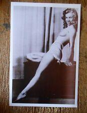 Marilyn Monroe / Norma Jean Nude Print Sexy Pin-Up