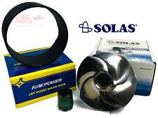 Seadoo 2005-2009 Rxt SOLAS Rotor SRX-CD-13/18 + Rep 267000372 Repl Usure Bague