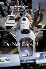 Alan Jones Williams FW07 Italian Grand Prix 1979 Photograph