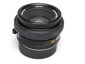 Leica Summicron-R 50 F2 E55
