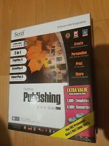 Desktop Publishing Suite 2008 PC CD-ROM (6 Disc's)