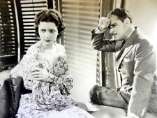 RONALD COLMAN & KAY FRANCIS 8 x 10 Movie Film Publicity PHOTO Cynara 1932 ak732