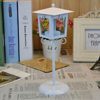 Retro Street Light Lantern Candlestick Candle Holder Tea Light Home Wedding Deco