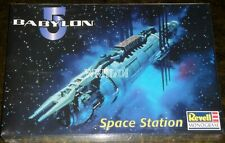 Rare Babylon 5 Space Station Model Kit Misb Revell Monogram B5 No Shrinkwrap