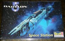Rare Babylon 5 SPACE STATION Model Kit MISB Revell Monogram B5 Factory Sealed