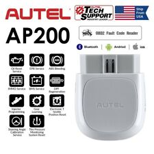 Autel AP200 Bluetooth OBD2 Car Diagnostic Scanner Code Reader DPF TPMS As MK808