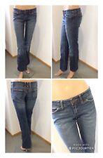 Mogul 094 Advanced Basic Jeans Hose Blau straight leg Gr. 27 1A Zustand