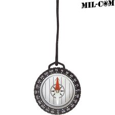 MIL-COM COMPASS ON LANYARD DEGREES MILITARY COMPACT LIGHTWEIGHT HIKING SURVIVAL