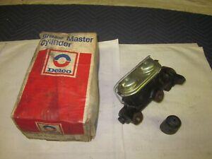 NOS 1967-70 Chevy Camaro Chevelle Nova Impala GTO Delco Master Cylinder 5458838