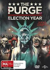 The Purge Region Code 4 (AU, NZ, Latin America...) DVD & Blu-ray Movies