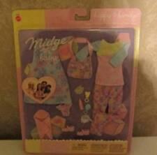 Barbie Happy Family Midge & Baby Clothing Fashion Accessory Set