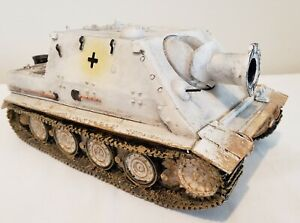 """New model Army, ss6 ,King and Country """"Winter Strumtiger 1/30 WWII Soldier Tank"""