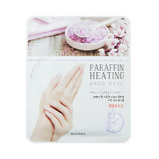 Missha Paraffin Heating Hand Mask 16g x 5 pairs Home Aesthetic Glove Type