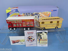Corgi 97888 Foden FG 8w Pole Truck From Set Chipperfield's Circus Good Boxed