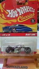 hot wheels Classics série 2 - 26/30 Blast lane Spectraflame violette (9986)
