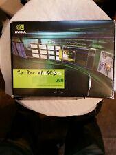2 X PNY VCNVS300X1V1/2-T 512MB NVIDIA QUADRO NVS-300 Video Card with DVI cable
