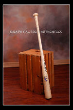 GFA Detroit Tigers  * TORII HUNTER *  Signed GU Full Size Bat MH2 COA**