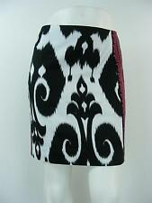 WHITE HOUSE BLACK MARKET Cotton STRETCH LINED Pencil Skirt NWOT Sz 2 - W28 x L19