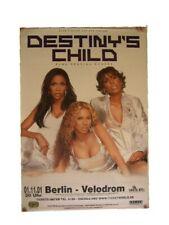 Destinys Child Beyonce Poster Destiny's Berlin Concert