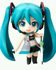 Nendoroid Petit Vocaloid Race Queen Action Figure Set Miku, Rin, and Luka