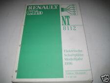 Renault Trafic Ecu Wiring Diagram : Renault clio wiring diagrams ebay
