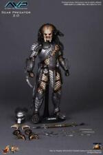 Hot Toys MMS 190 Alien VS Predator: Scar Predator 2.0 Action Figure