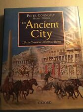 """""""The Ancient City"""",life In Classical Athens And Rome!(Out Of Print)"""