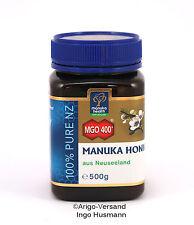 Aktiver Manuka-Honig MGO™ 400+  aus Neuseeland, 500g